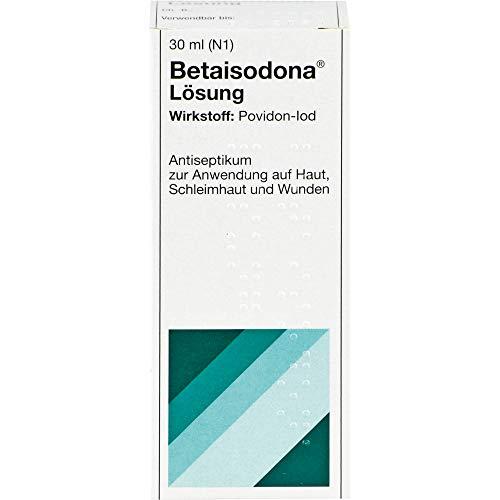 Betaisodona Lösung