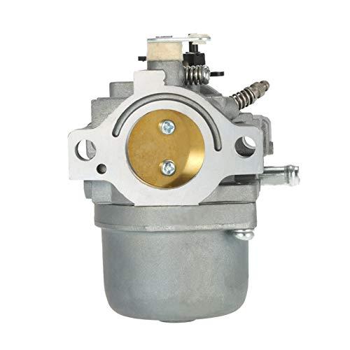 UGUTER Go Kart Carburetor Carburetor Carb para 799728 reemplaza # 498027 498231 499161 Carburador 125cc
