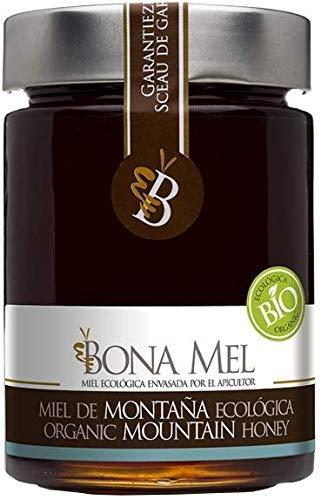 100% roher Berg Honig / naturbelassen / reine Imkerabfüllung aus Spanien/ Höchste Qualität/ Ohne Zusatzstoffe/Gluten Frei/450 GR