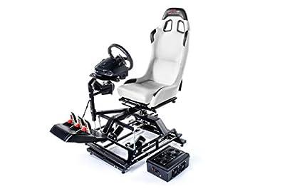 DOF Reality Full Motion Simulator Platform H2 (2 Movements Axis) Flight, Racing car Plane Cockpit