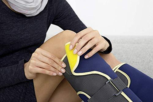 Beurer FM 150 Appareil de massage des jambes, massage à pression d'air à domicile, appareil de massage veineux électrique - pour les tensions et les jambes lourdes