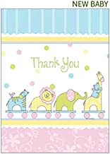 Legacy Publishing Group Boxed Thank You Cards, Zoo Train