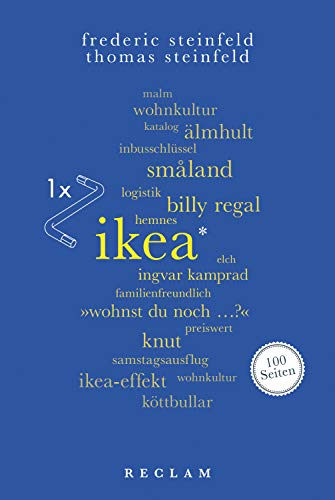 IKEA. 100 Seiten: Reclam 100 Seiten (German Edition)