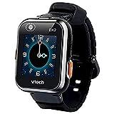VTech - Kidizoom Smartwatch Connect DX2 – Noire – Montre Connectée Pour Enfants – Version FR