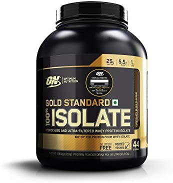 Gold Standard 100 Isolate product image