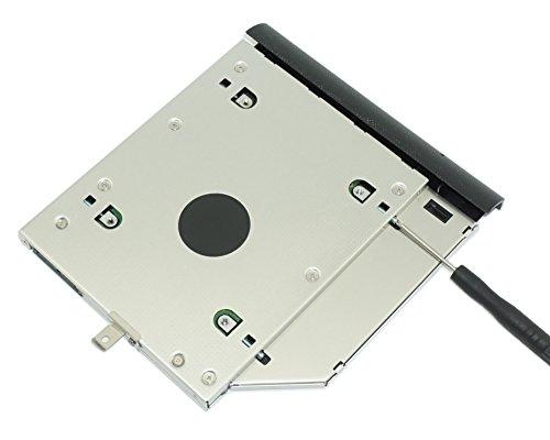 Disco duro de Nimitz 2nd SSD disco duro Caddy para Lenovo G40–70G40–80G50–80con placa/soporte
