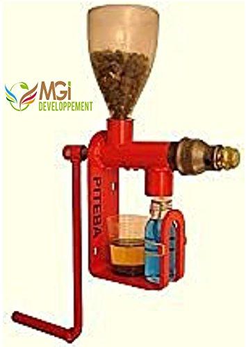 Prensa de aceite manual