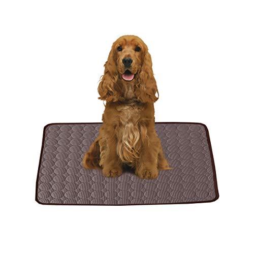 PETCUTE Kühlmatte für Hunde Haustier Kühlmatte für Katzen und Hunde kühldecke Hund selbstkühlende Decke für Hunde