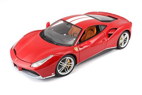 Bburago Maisto France 16008 Ferrari 488 GTB - Echelle 1/18