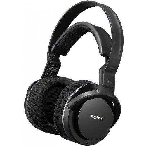 Sony MDR-RF855RK - Headphones - Radio Stereo 285 g - Black