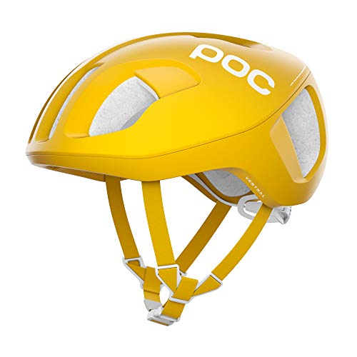 POC Ventral SPIN Helmet Sulphite Yellow Large