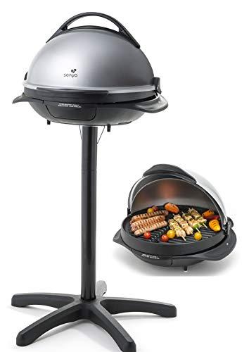 Senya Barbecue électrique 2 en 1 sur Pied et sur Table Easy...