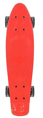 Awaii IDD22-000R0 Skateboard, Rosso, Taglia Unica