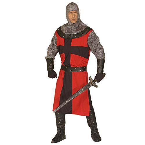 Widmann – Mittelalterliches Ritter-Kostüm für Herren – XL - 6