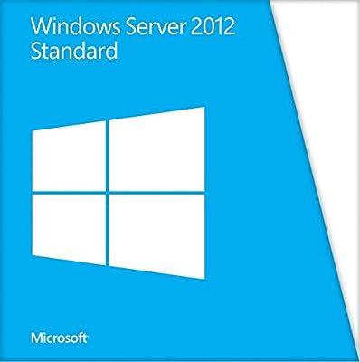 Windows Server 2012 Standard | OEM | DVD | Original | R2