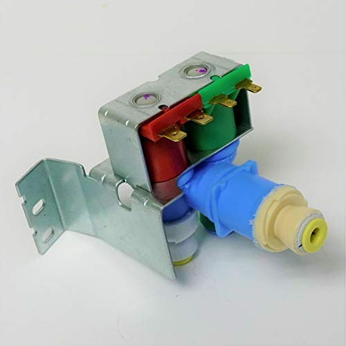 Refrigerator Water Valve for W10408179 Whirlpool Kitchenaid Roper IMV708
