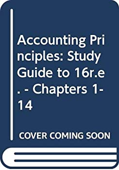 Accounting Principles, Vol. 14 0538806095 Book Cover