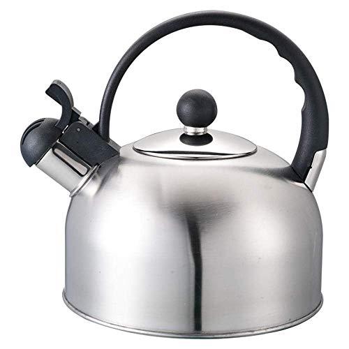 BGH Careira czajnik do fajki gazowej Bouilloire 2 2 L ze stali nierdzewnej Pipe-Tee pojemnik na wodę Ru-2-3l_Green (kolor: srebrny, rozmiar: 23l)
