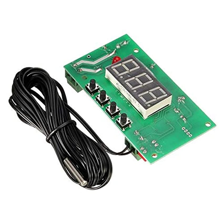 12V Fahrenheit Digital Temperature Thermostat Controller Switch Temp Control - Arduino Compatible SCM & DIY Kits Module Board -
