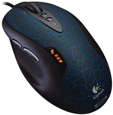 Logitech G5 USB Laser Gaming Mouse w/Adjustable Weight Cartridge
