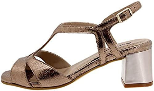 PieSanto Komfort Damenlederschuh 1495 Sandalette Sandalette Sandalette bequem breit  hohe Qualität