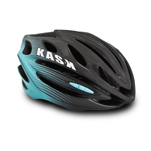 Kask - Casco 50onta, Blu (Antracite/Acqua), L/59-62 cm