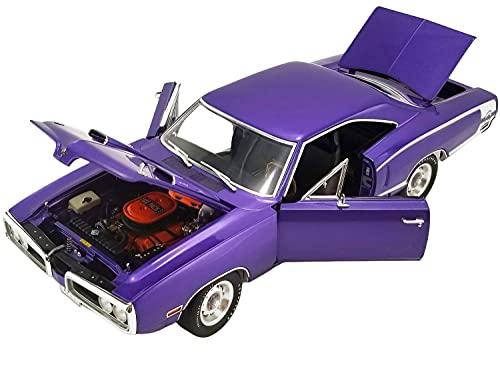 GMP18860 1970 Dodge Super Bee - Plum Crazy Diecast Model Car 1:18