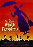 Mary Poppins – Film Poster Plakat Drucken Bild – 43.2 x