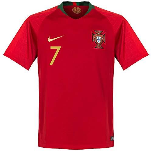 NIKE Portugal Home Ronaldo Jersey 2018/2019 Size Adult XL