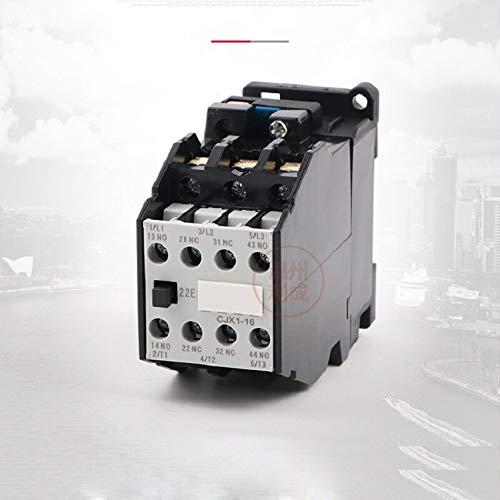 AC contactor CJX1-16/22 AC AC 380V 220V 110V 16A