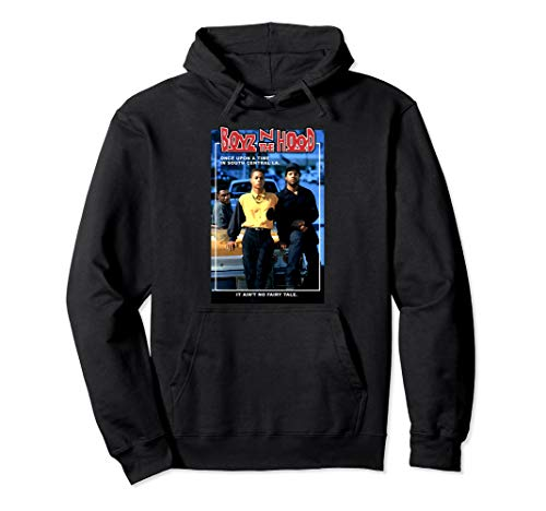 Boyz N The Hood Doughboy and Tre Once Upon A Time Portrait Pullover Hoodie