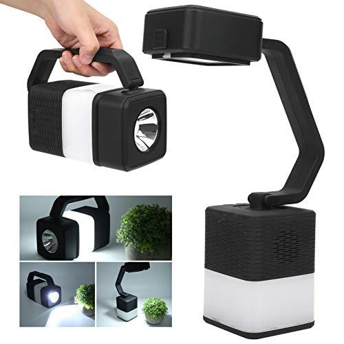 FECAMOS Luz de Altavoz Bluetooth, luz Nocturna de Altavoz versátil para iluminación de Actividades al Aire Libre e iluminación de Buceo