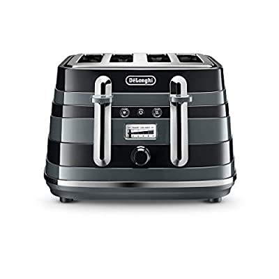 De'Longhi 0230040012 4 Slot Toaster