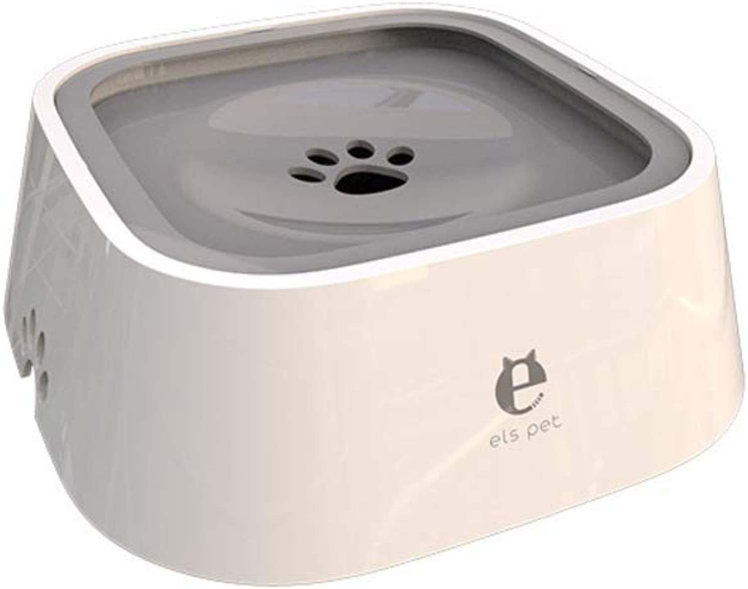Pet Water Bowl, Dog Food Splash Slip Pet SuppliesC