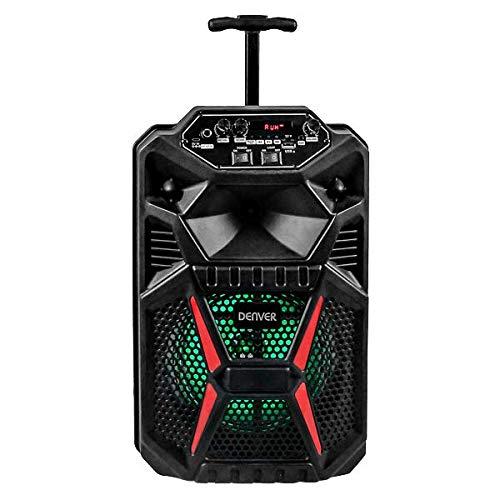 Trolley, Bluetooth-Lautsprecher, 20,3 cm...