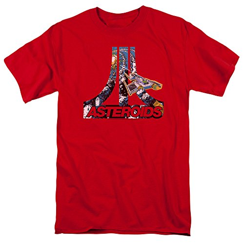 Men's Atari Asteroids with Logo T-shirt