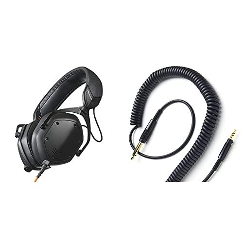 V-Moda Crossfade M-100 Master Auriculares Over-Ear De Metal Aislantes del Ruido +...