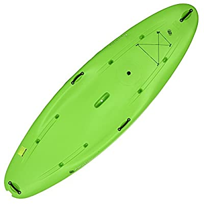 80260 Emotion Lifetime Products Sporting Goods Traverse Kayaks