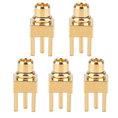 Straight Plug, MMCX-JE RF Plug, PCB Board RF Welding for Earphone Plug