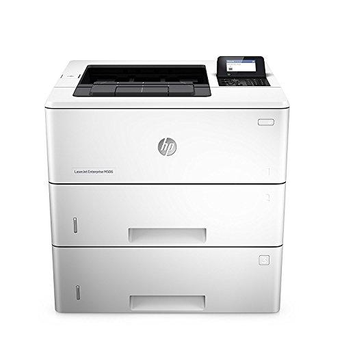 HP LaserJet Enterprise M506x Wireless Monochrome Printer, (F2A70A)