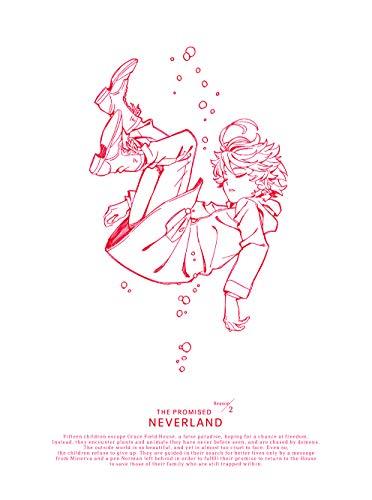 約束のネバーランド Season2 1(完全生産限定版) [Blu-ray]