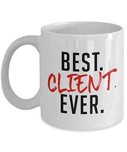 Regalo del cliente, Cliente, Regalo de agradecimiento del cliente, Taza del cliente, Taza de café a granel, Regalo de agradecimiento a granel, Taza del cliente de 11 oz, Taza de café, Taza de café