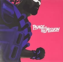 Peace Is the Mission by Major Lazer (2015-01-01)