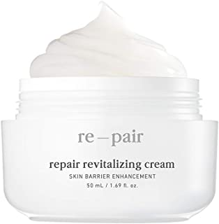 NOONI Renew Repair Revitalizing Cream 50ml, 1.69 Ounces, Skin barrier enhancement, Help natural moisture, Smooth skin, Deeply hydrate for firm, Jelly balm texture
