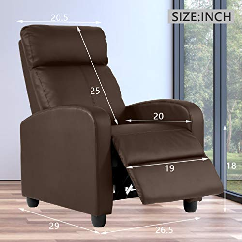 Recliner-Chair-for-Living-Room-Recliner-Sofa-Wingback-Chair-Reading-Chair-Arm-Chair-Single-Sofa-Accent-Chair-Home-Theater-Seating-Modern-Reclining-Chair-Easy-Lounge