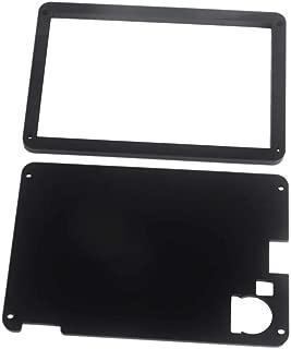 Black Acrylic Nextion Case for Nextion 5.0 inch Enhanced NX8048K050 HMI Touch Screen Display Module WIshioT