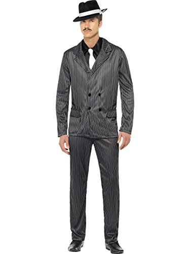 Generique - Costume Gangster Charleston Uomo LCostume Gangster Charleston Uomo L