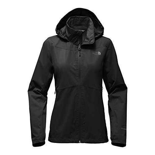 The North Face Women's Resolve Plus Jacket - TNF Black - S