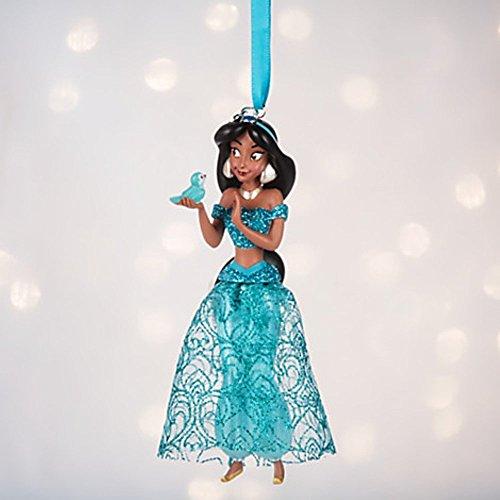 Disney Jasmine Sketchbook Ornament - 2016