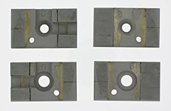 """product image for Hemsaw Side Guide Carbides""""B"""" 2 Hole per Set of 4"""